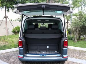 2018款2.0TSI 两驱豪华版 6座 行李厢空间