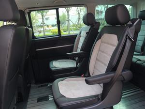 2018款2.0TSI 两驱豪华版 6座 后排座椅