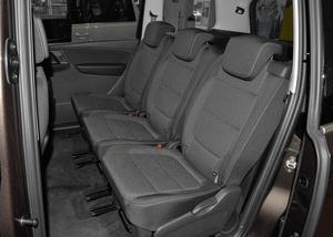 2018款380TSI 舒享型 7座 后排座椅