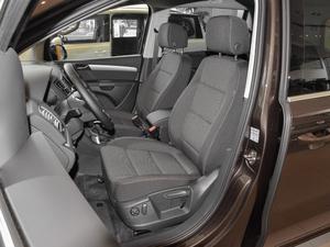 2018款380TSI 舒享型 7座 前排座椅