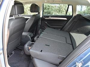 2018款380TSI 两驱畅行版 后排座椅放倒