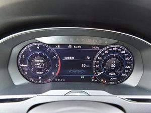 2018款380TSI 两驱畅行版 仪表