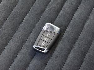 2018款380TSI 两驱畅行版 钥匙
