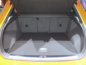 2018款S-line 空间座椅