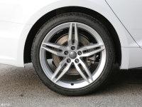 细节外观奥迪A5掀背轮胎