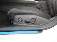 空间座椅奥迪A5掀背座椅调节