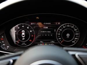 2019款Sportback 45 TFSI quattro 运动型 仪表