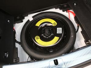 2019款Sportback 45 TFSI quattro 运动型 备胎