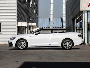 2019款Cabriolet 40 TFSI 时尚型 纯侧
