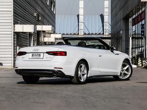 2019款Cabriolet 40 TFSI 时尚型 整体外观