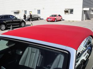 2019款Cabriolet 40 TFSI 时尚型 车顶