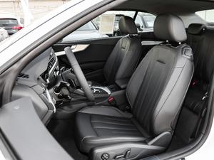 2019款Cabriolet 40 TFSI 时尚型 前排座椅