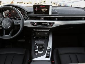 2019款Cabriolet 40 TFSI 时尚型 中控台