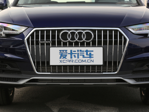 2019款45 TFSI allroad quattro 时尚型 中网