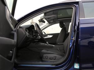 2019款45 TFSI allroad quattro 时尚型 前排空间