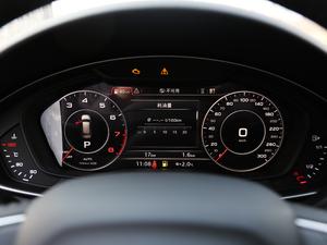 2019款45 TFSI allroad quattro 时尚型 仪表