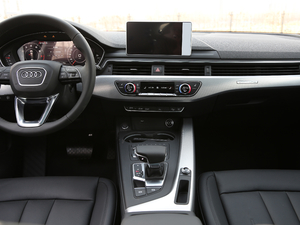 2019款45 TFSI allroad quattro 时尚型 中控台
