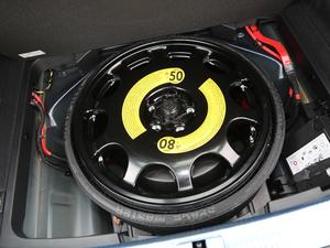 2019款45 TFSI allroad quattro 时尚型 备胎