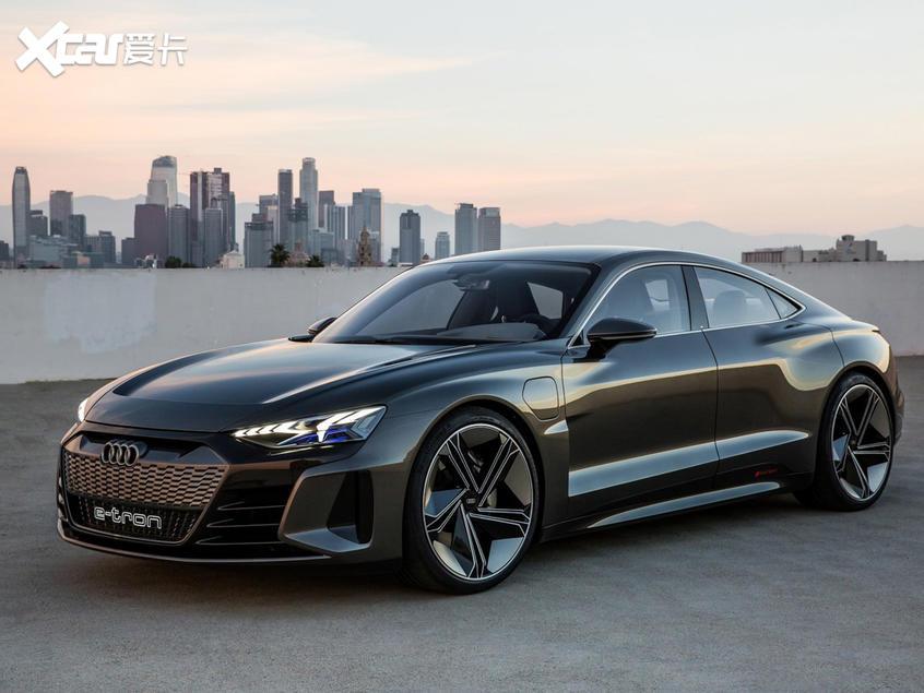 奧迪(進口)2019款奧迪e-tron GT