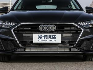 2019款55 TFSI quattro 动感型 中网