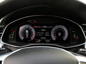 2019款55 TFSI quattro 动感型 仪表