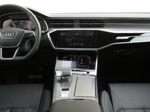 2019款55 TFSI quattro 动感型 中控台