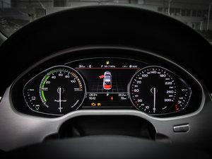 2013款40 hybrid 仪表