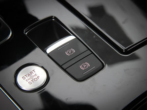 2013款40 hybrid 驻车制动器
