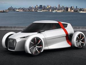 2011款Spyder Concept 整体外观