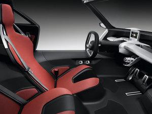2011款Spyder Concept 空间座椅