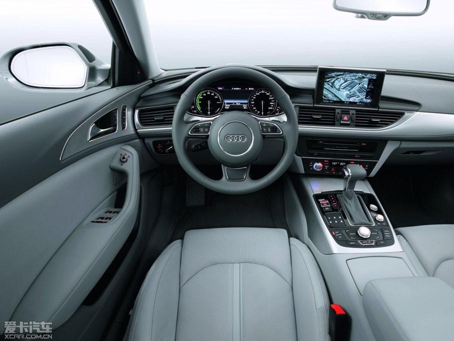 奥迪A6混合动力图片高清图片