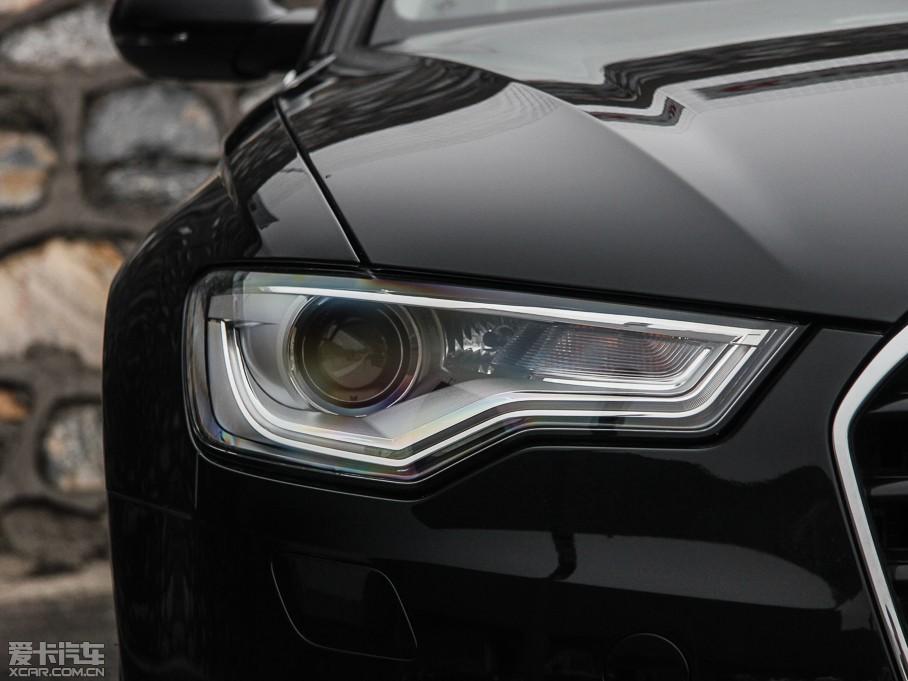2013款奥迪A6混合动力高清图片