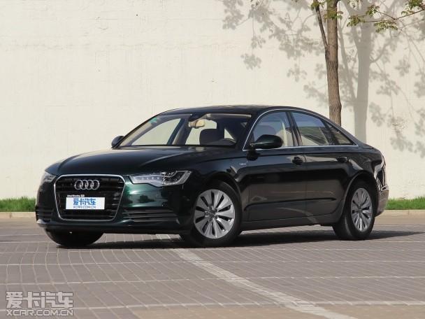 奥迪(进口)2013款奥迪A6混合动力