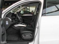空间座椅奥迪Q5(进口)前排空间
