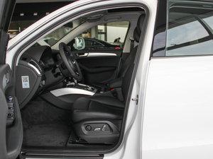 2013款45 TFSI quattro 运动型 前排空间