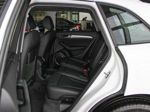 2013款45 TFSI quattro 运动型 后排空间