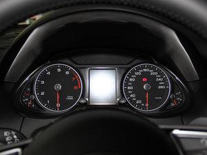 2013款45 TFSI quattro 运动型 仪表