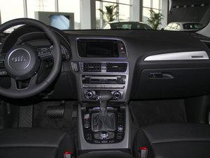 2013款45 TFSI quattro 运动型 中控台