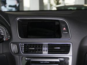2013款45 TFSI quattro 运动型 中控台显示屏