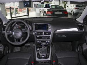 2013款45 TFSI quattro 运动型 全景内饰