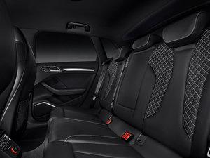 2014款2.0T Sportback 空间座椅