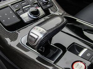 2015款4.0 TFSI quattro 变速挡杆