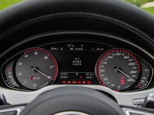 2015款4.0 TFSI quattro 仪表