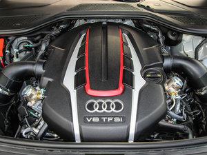 2015款4.0 TFSI quattro 发动机