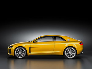2013款Sport Concept 整体外观