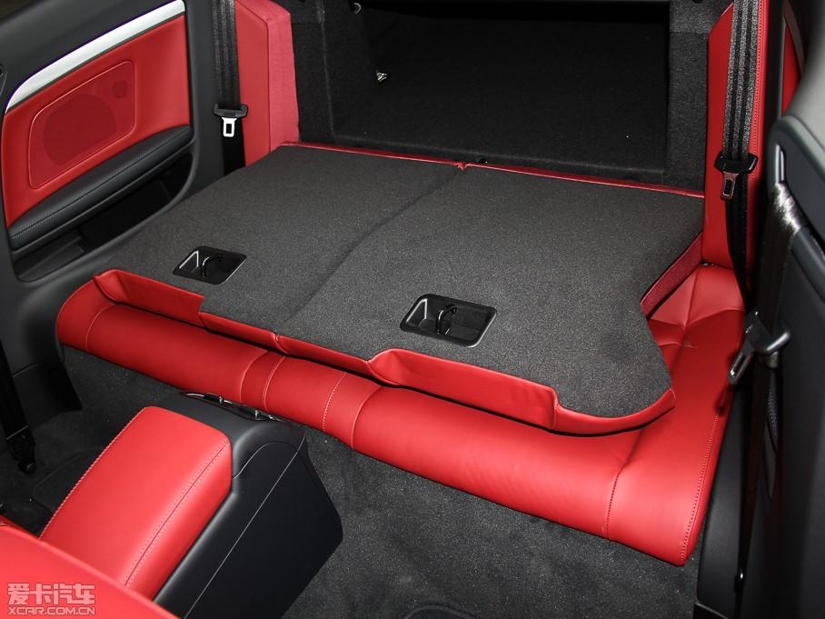 【2014款欧风A5敞篷45TFSIquattro_座椅空间哈弗奥迪版h9的4s店图片