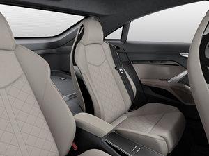 2016款Sportback concept 空间座椅