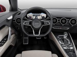 2016款Sportback concept 中控区