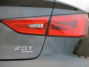 2015款2.0T quattro  细节外观