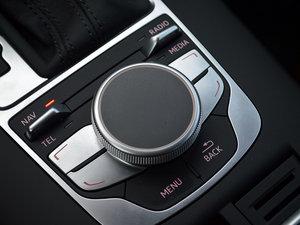 2015款2.0T quattro  中控区